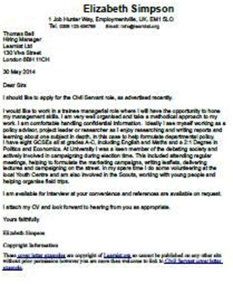 Samples of Cover Lettersfor job application